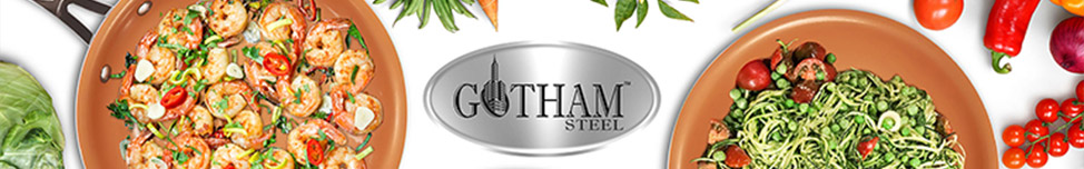 Copper Gotham Steel Pans The Newest Non Stick Cookware